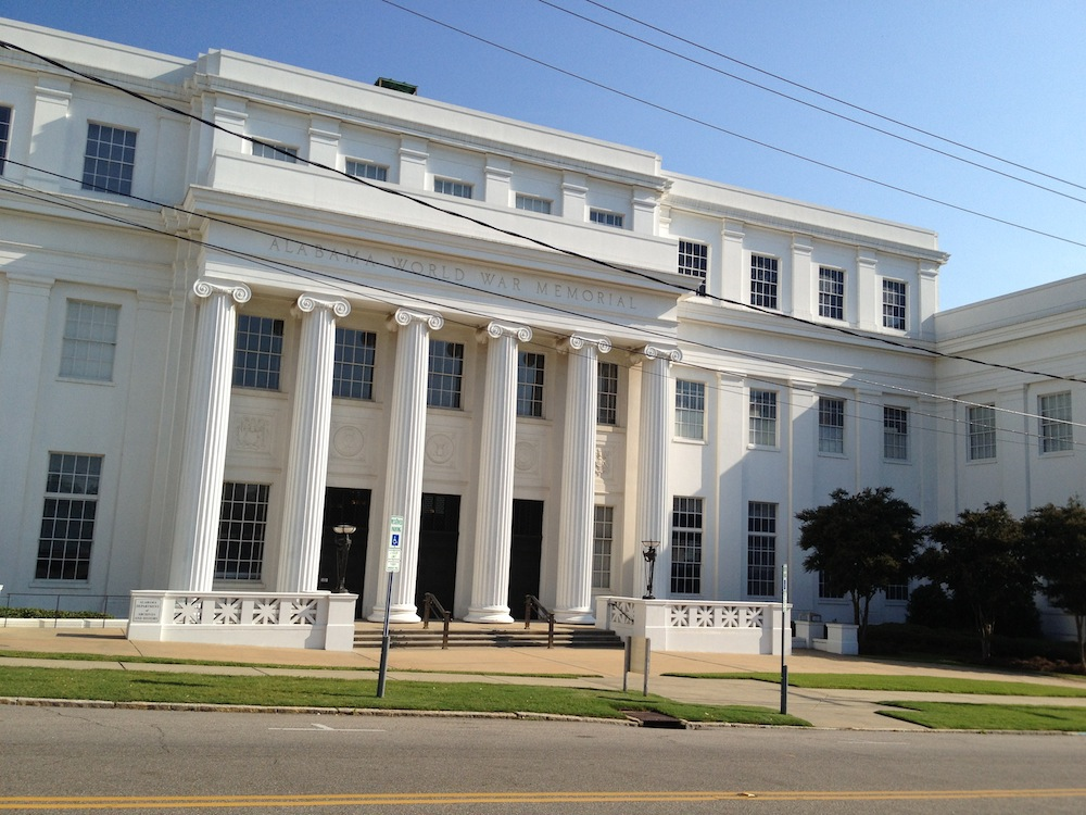 Museum of Alabama - Montgomery