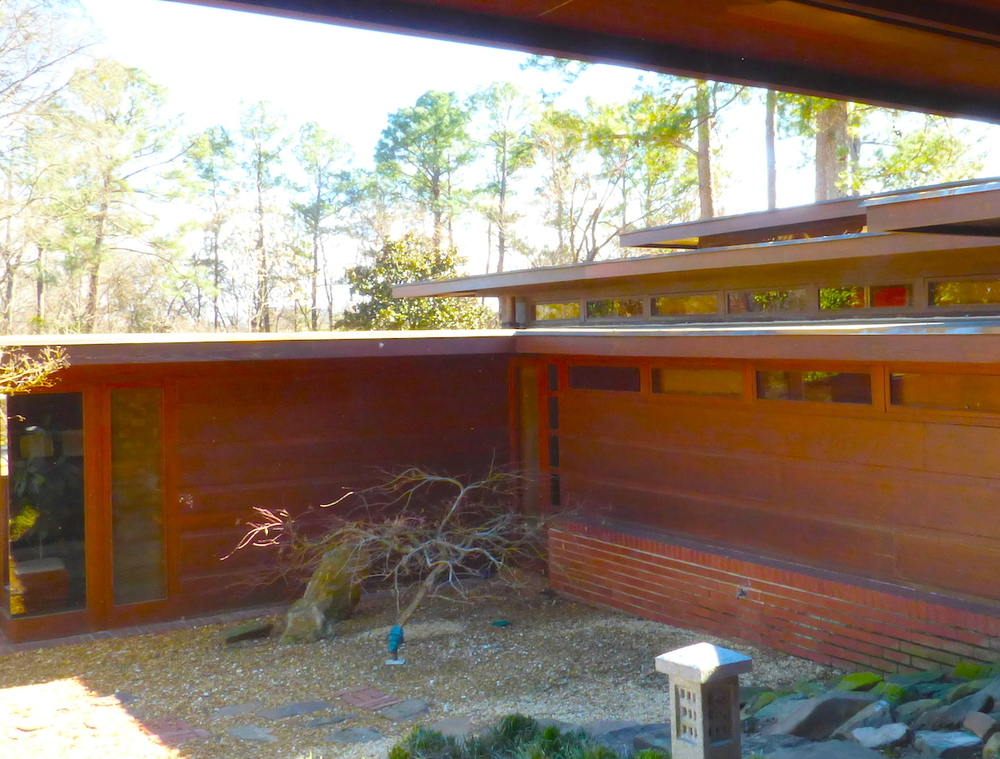 One of America's best examples of Frank Lloyd Wright's Usonian architecture is open to the public for tours. Most visotors who appreciate our furniture thoroughly enjoy touring the Frank Lloyd Wright home,