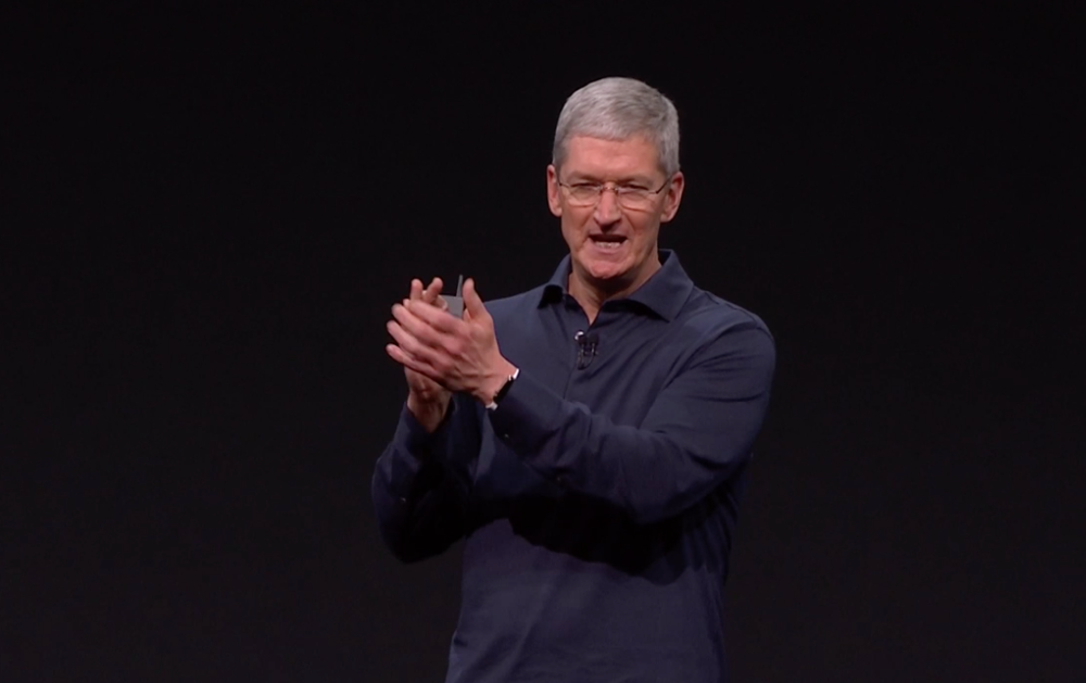 Alabama's Tim Cook