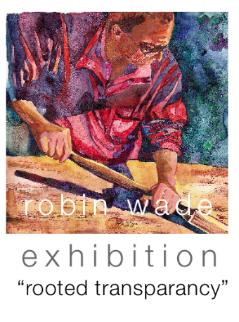 robin wade exhibition