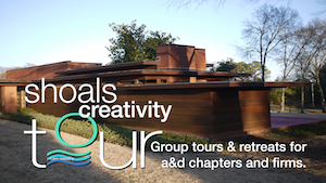 shoals creativity tour