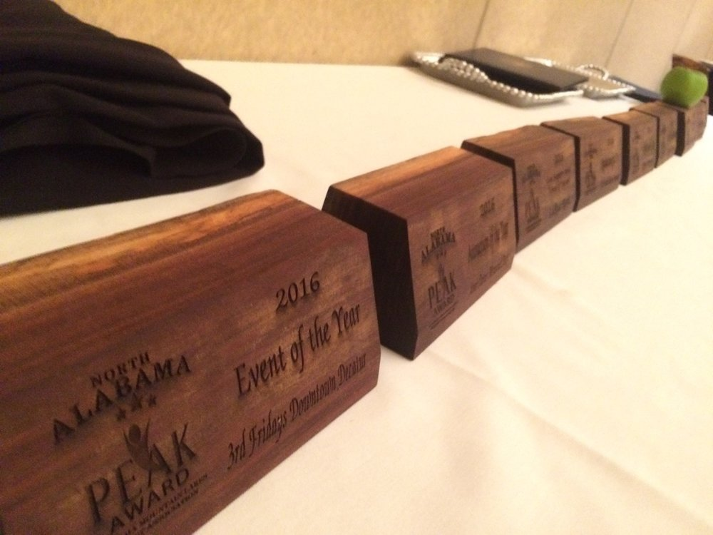 Mountain Lakes awards Tami