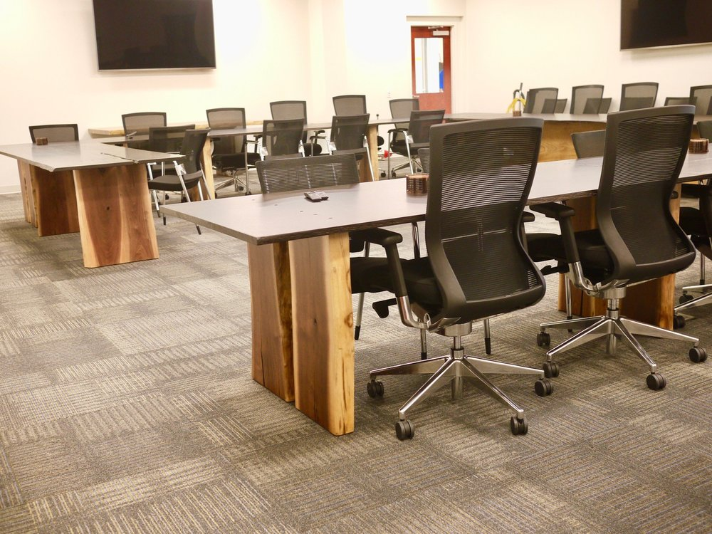 WAF Conference table