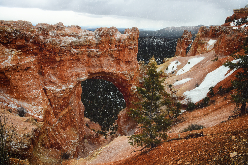 Rainbow Bridge in Bryce Canyon.