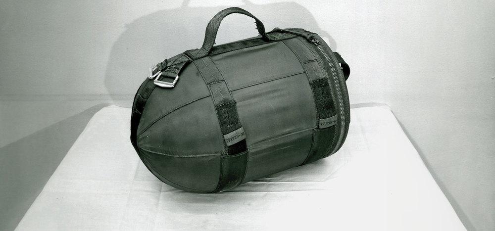 Under 1980-talet hade de sovjetiska spetsnazförbanden ett antal mindre kärnladdningar in sin arsenal. På bilden visas en liknande amerikansk kärnladdning (SADM). Källa: Sandia National Laboratories archive photo