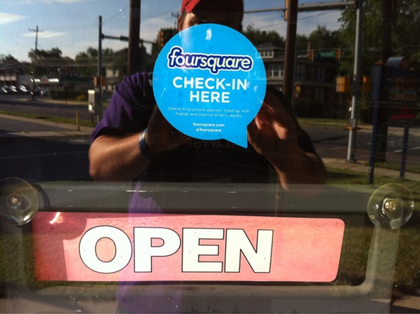 ri ma ct get your foursquare cling badge here