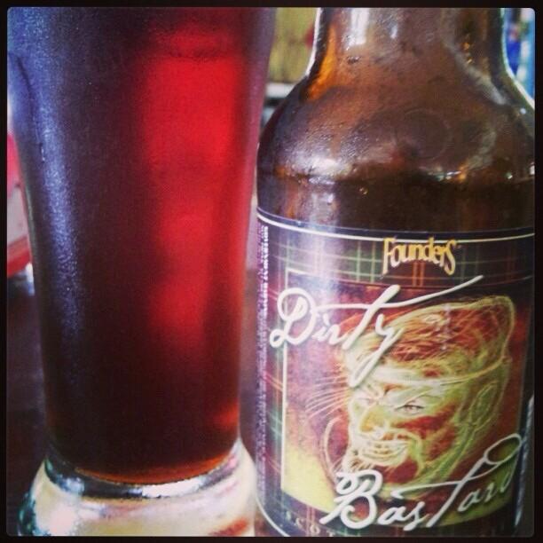 Fouders' Dirty Bastard vía @Wixx72 en Instagram