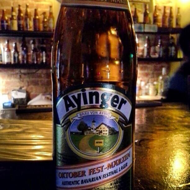 Ayinger vía @eltopo_03 en Instagram