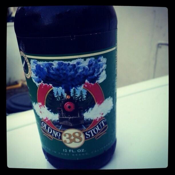 Old no. 38 Stout vía @alexnationpr en Instagram
