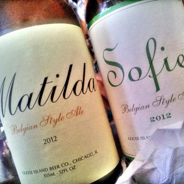 Matilda y Sofie vía @Wixx72 en Instagram
