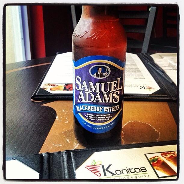 Samuel Adams Blackberry vía @Sunnygirlpr en Instagram