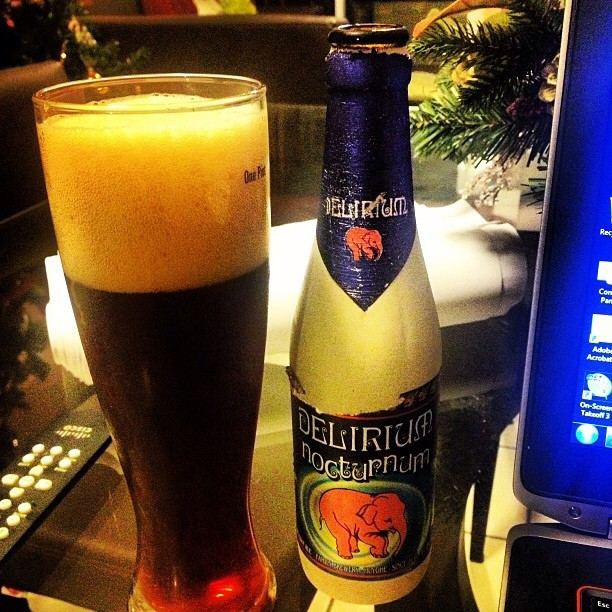 Delirium Nocturnum vía @sunnygirlpr en Instagram
