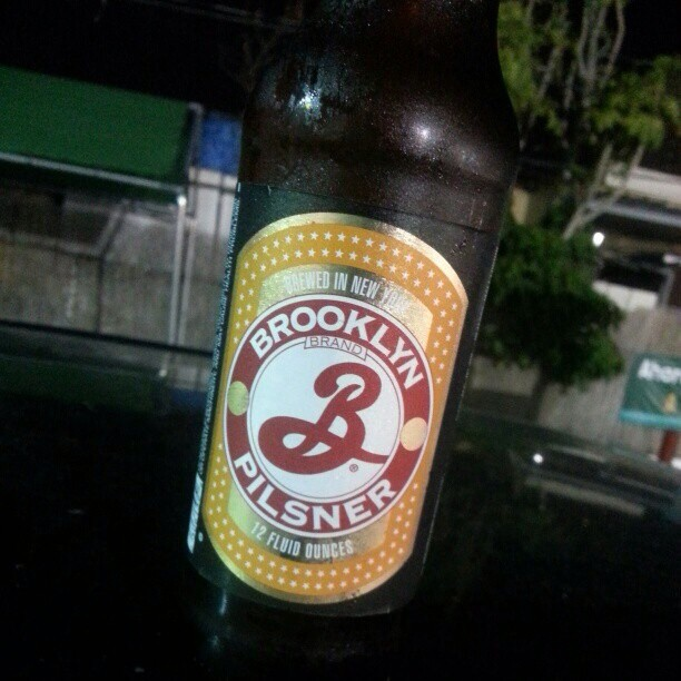 Brooklyn Pilsner vía @Alexnationpr en Instagram