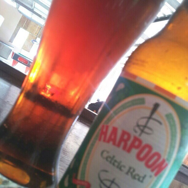 Harpoon Celtic Red vía @Wixx72 en Instagram