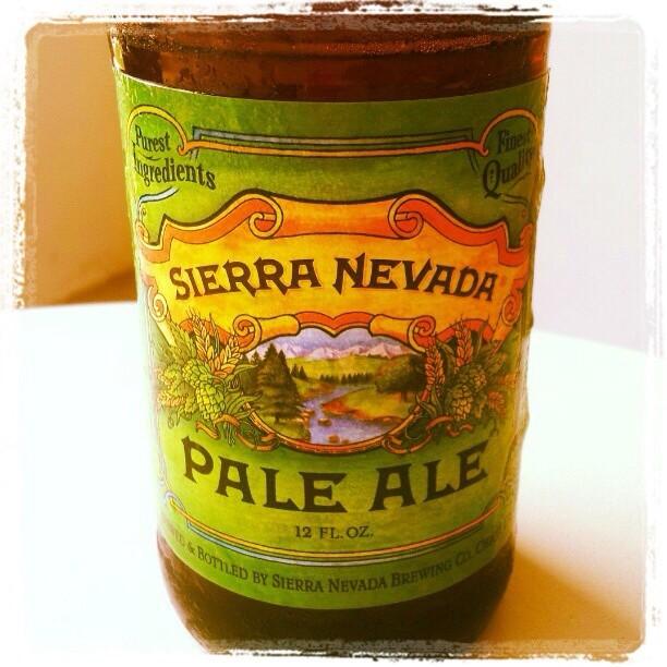 Sierra Nevada Pale Ale vía @desi_lani en Instagram