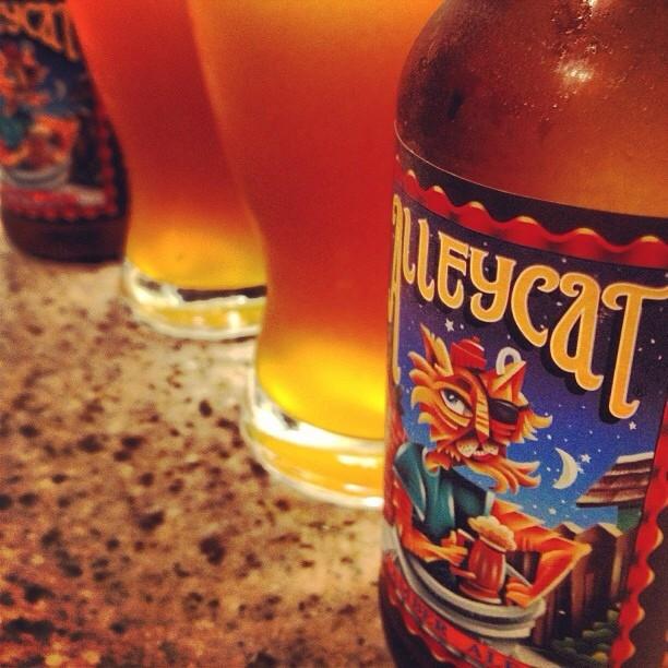 Alleycat vía @nataliaperez8 en Instagram