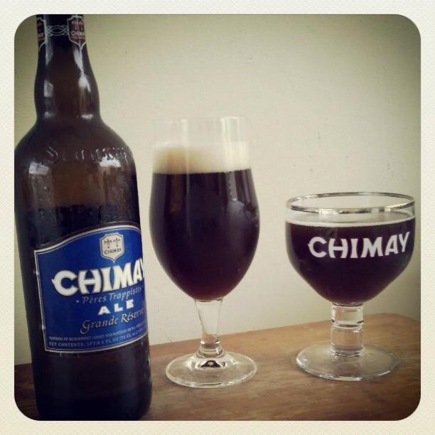 Chimay Ale vía @adejesus80 en Instagram