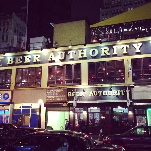 Beer Authority
