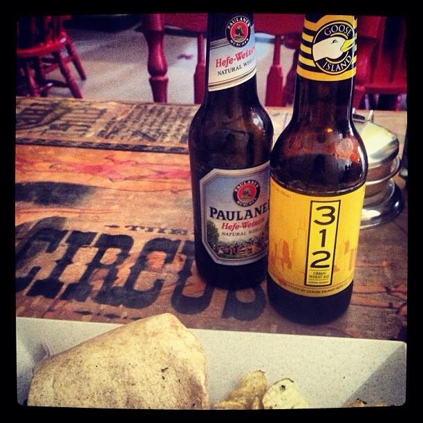 Paulaner y 312 de la mano vía @sunnygirlpr en Instagram
