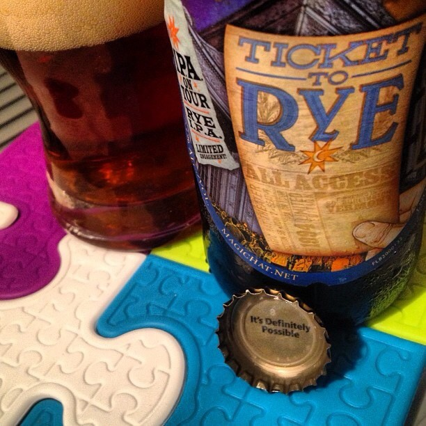 Magic Hat IPA vía @nataliaperez8 en Instagram