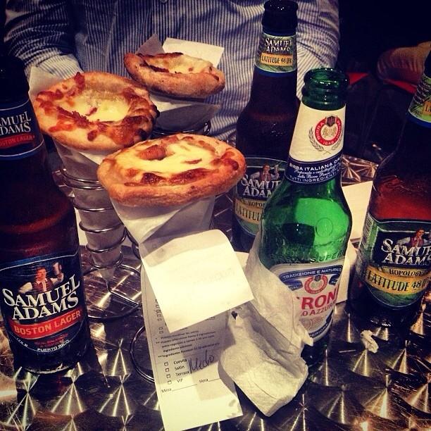 Samuel Adams y Peroni vía @sunnygirlpr en Instagram