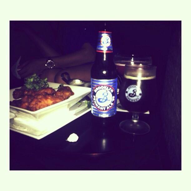 Brooklyn Pennant Ale vía @ramsil en Instagram