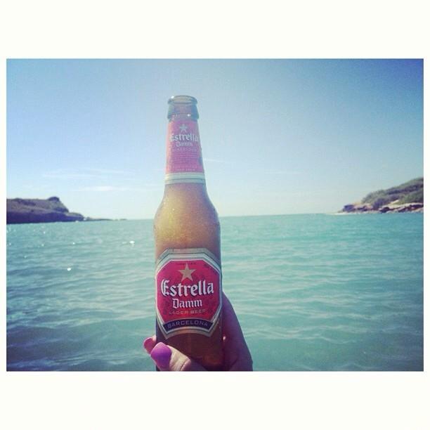 Estrella Damm vía @ramsil en Instagram