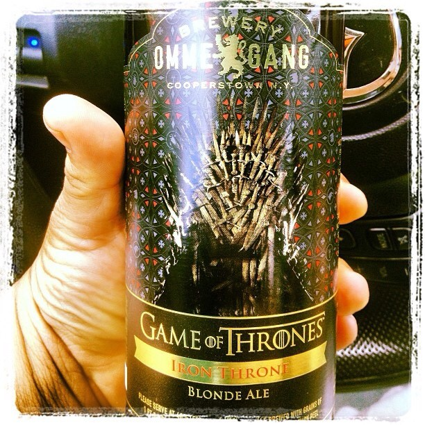 Omme Gang Game of Thrones Edition vía @desastr3 en Instagram