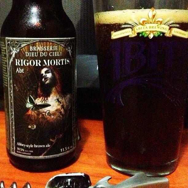 Rigor Mortis vía @ramon920 en Instagram