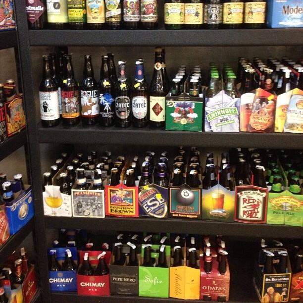 Muchas cervezas vía @pablopr77 en Instagram