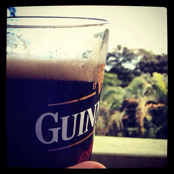 Guinness Extra Stout vía @Ibnmusic en Instagram