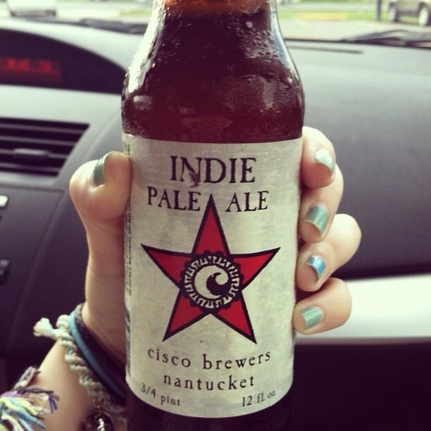 Cisco Indie Pale Ale vía @ashi274 en Instagram