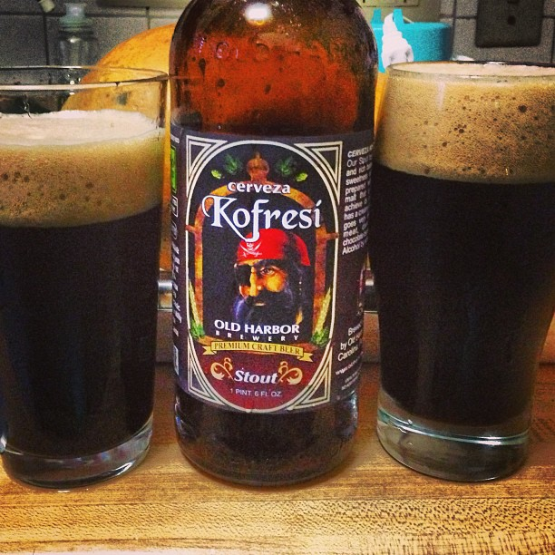Old Harbor Kofresí vía @brewmaniac en Instagram