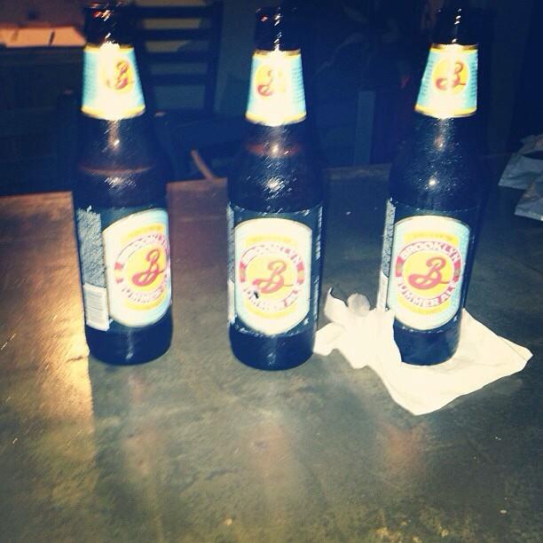 Brooklyn Summer Ale vía @virnalizmarie en Instagram