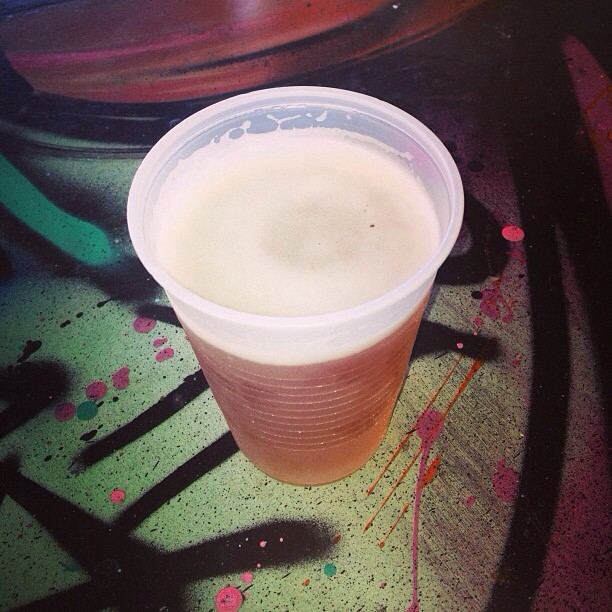 Brooklyn Summer Ale vía @ramsil en Instagram