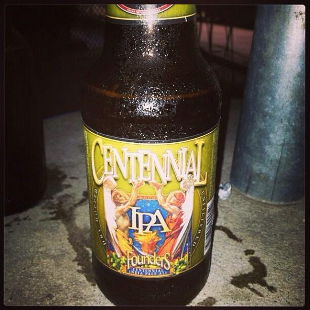 Founder Centennial IPA vía @ashi274 en Instagram