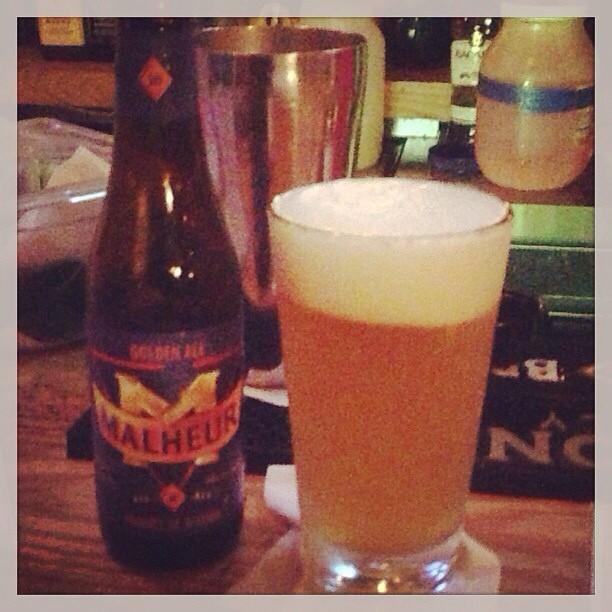 Malheur Golden Ale vía @pablopr77 en Instagram