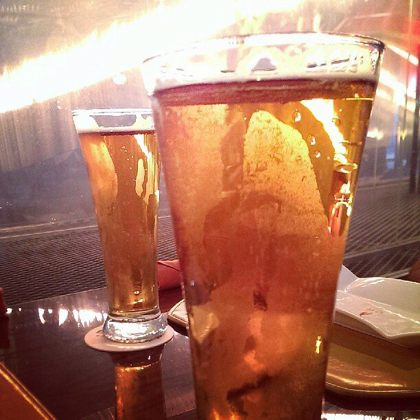 Lagunitas IPA vía @izqrdo desde Las Vegas en Instagram