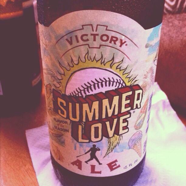 Victory Summer Love Ale vía @omy_rmz en Instagram
