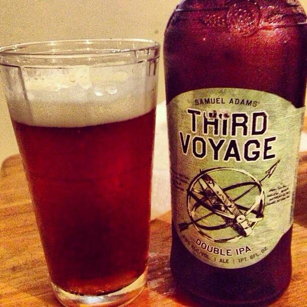 Samuel Adams Third Voyage vía @dehumanizer en Instagram