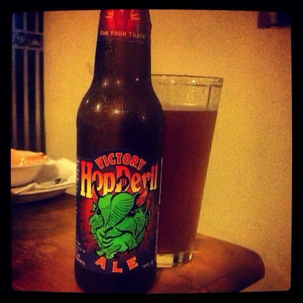 Victory HopDevil Ale vía @adejesus80 en Instagram