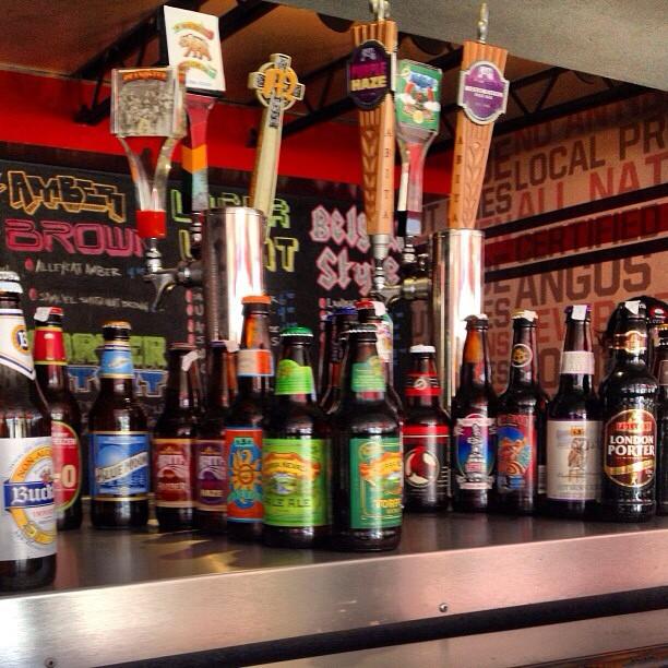 Cervezas artesanales vía @natapaola en Instagram