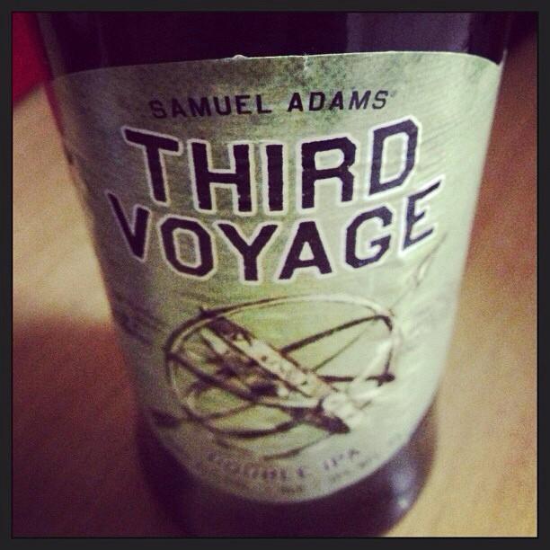 Samuel Adams Third Voyage vía @pablopr77 en Instagram