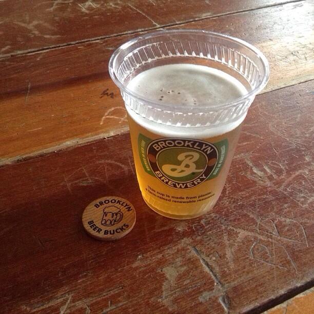Brooklyn Summer Ale vía @pepemelendez en Instagram