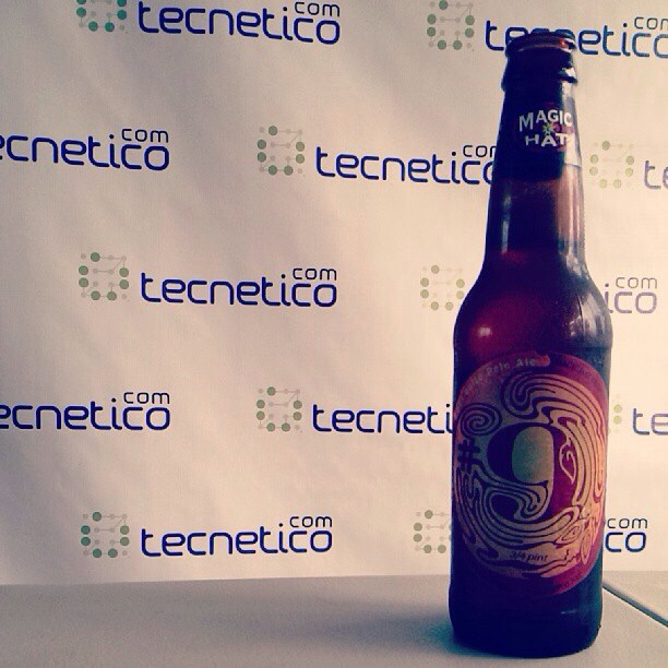 Magic Hat Number 9 vía @izqrdo en Instagram