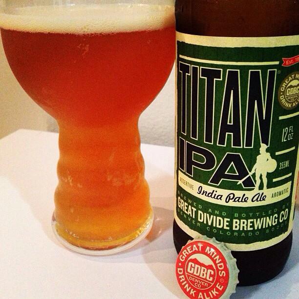 Titan IPA vía @brewmaniac en Instagram