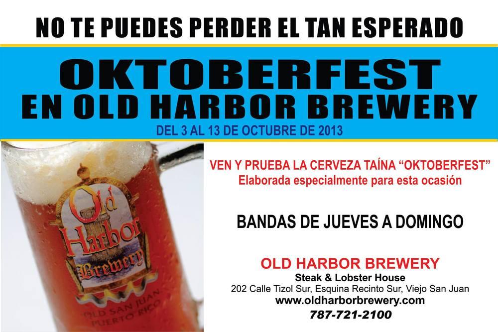 Imagen: Old Harbor Brewery