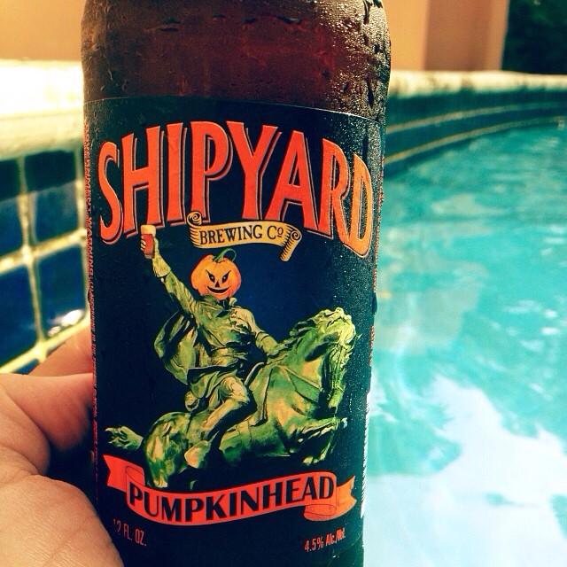 Shipyard Pumpkinhead vía @natapaola en Instagram