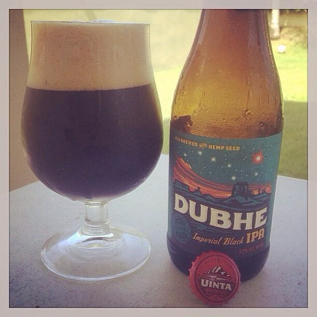 Dubhe IPA vía @ramonesbrew en Instagram