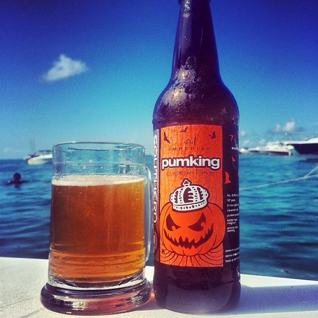 Southern Tier Imperial Pumpkin vía @victor_soto27 en Instagram